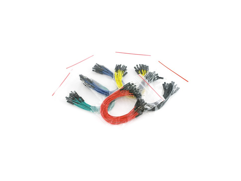 Jumper wires premium 6 m slash f pack of 100 5854115194