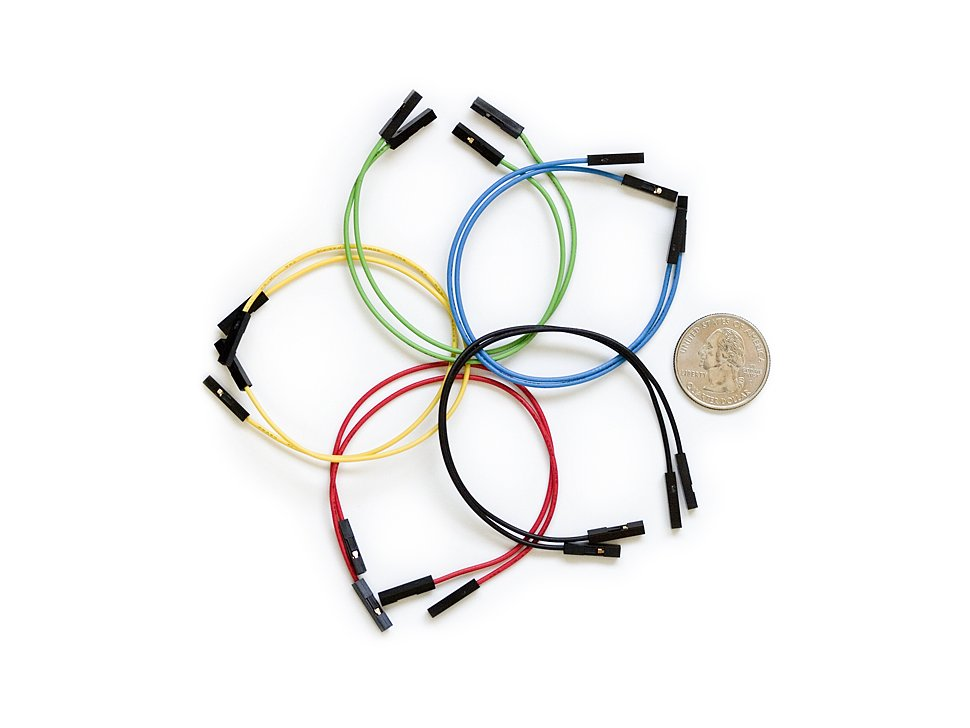 Jumper wires premium 6 mixed pack of 10 6311064522