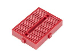 Breadboard mini modular red 4715139122