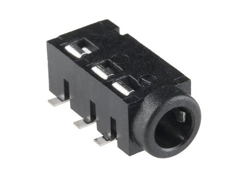 Audio Jack - 3.5mm TRRS (SMD)