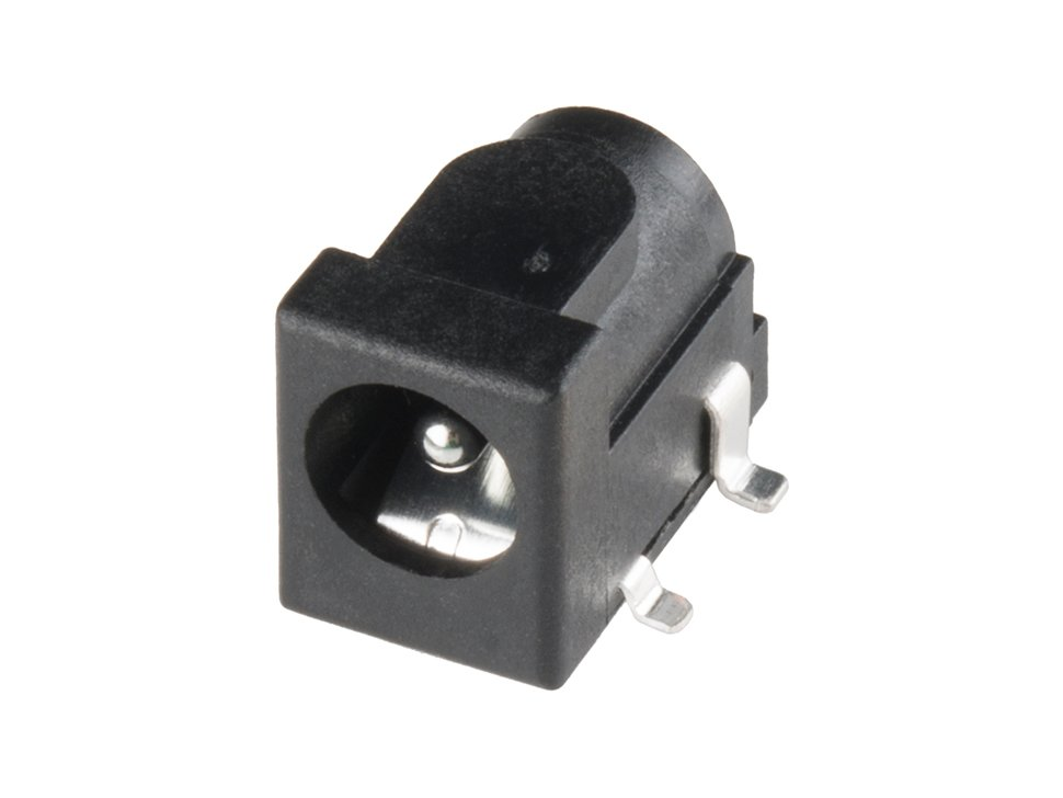 Dc barrel power jack connector smd in india thingbits