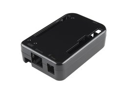 Beaglebone Black Enclosure - Black Plastic