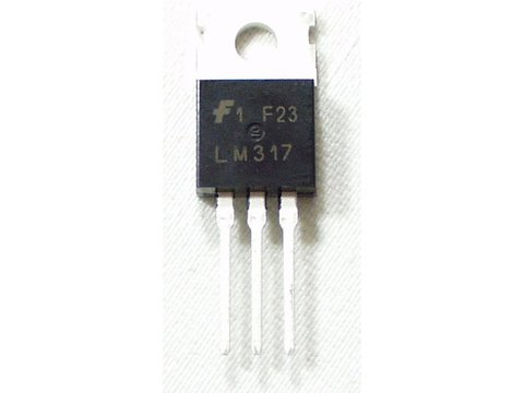 LM317 Voltage Regulator - Adjustable
