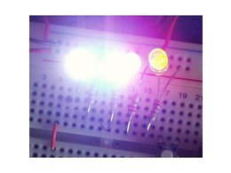 Led super bright red 100 pack 5844877224
