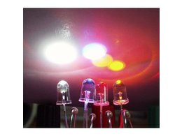 Led super bright red 100 pack 5149466316