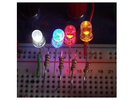 Led super bright red 100 pack 1323649614