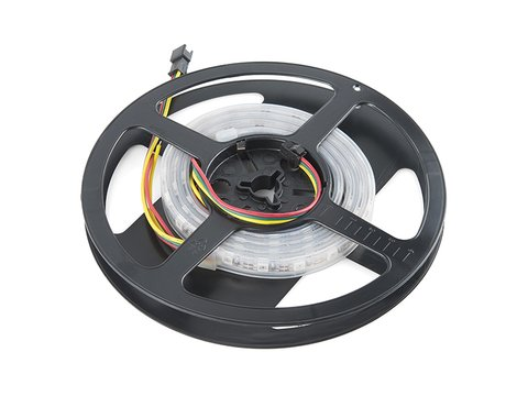 LED RGB Strip - Addressable, Sealed (1m)