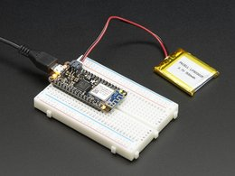 Adafruit feather m0 wifi atwinc1500 3