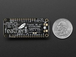 Adafruit feather m0 wifi atwinc1500 5