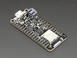 Adafruit WICED WiFi Feather - STM32F205 with Broadcom WICED WiFi