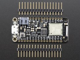 Adafruit wiced wifi feather 2
