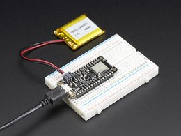 Adafruit wiced wifi feather 3