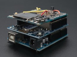 Bluefruit easylink shield 2