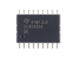 Transistor array uln2803 3 pack 2846491242