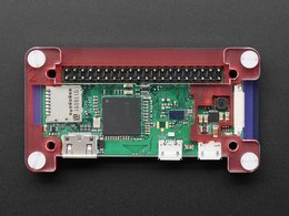 Pibow zero w case for raspberry pi zero 7957264926