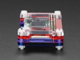 Pibow zero w case for raspberry pi zero 7456348368