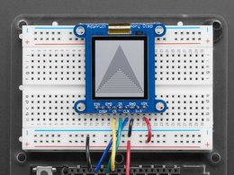 Adafruit sharp memory display breakout 2106596026