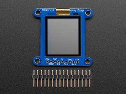 Adafruit sharp memory display breakout 9652918517