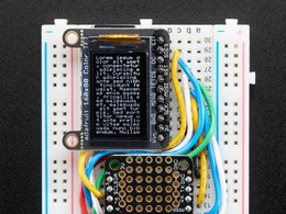 Adafruit 0 dot 96 160x80 color tft display 219919065