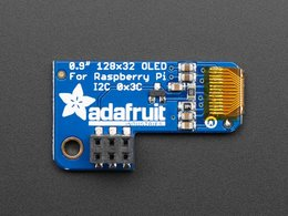 Adafruit pioled 128x32 monochrome oled 824868205