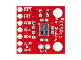 Sparkfun air quality breakout ccs811 6192872150