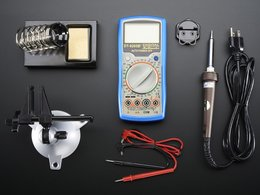 Ladyadas electronics toolkit 7344914446