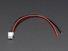 2-pin Male JST Cable