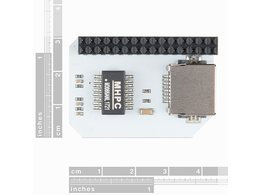 Ethernet expansion board for onion omega 7844224869