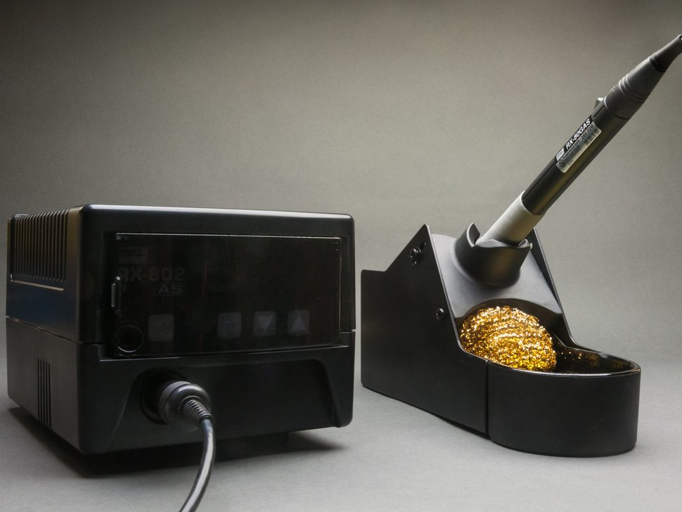 Goot rx802as soldering station