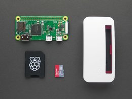 Raspberry Pi Zero W Basic Bundle - w/ 16GB NooBs Card