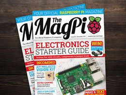 MagPi Issue 64 - December 2017 - Electronics Starter Guide