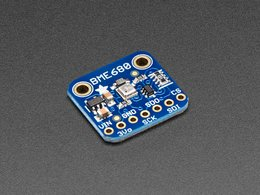 Adafruit BME680 - Temperature, Humidity, Pressure and Gas Sensor