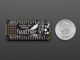 Adafruit feather m0 express designed f 7365681078