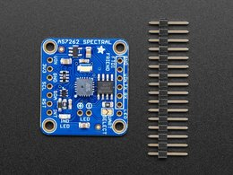 Adafruit as7262 6 channel visible light 9425512545