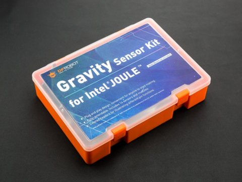 DFRobot Gravity: Sensor Kit for Intel Joule