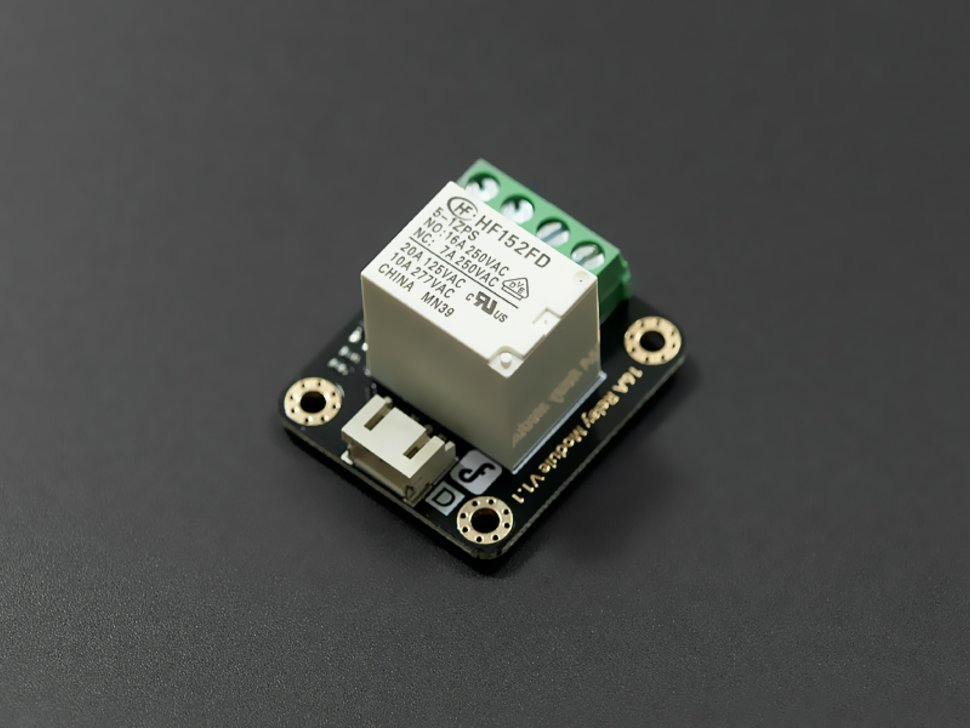 Gravity digital 16a relay module 6384515173