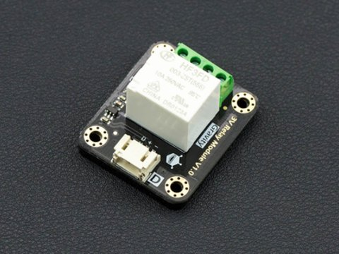DFRobot Gravity: Digital 10A Relay Module