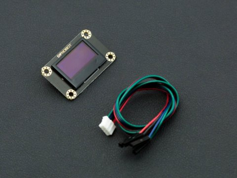 DFRobot Gravity I2C OLED-2864 Display