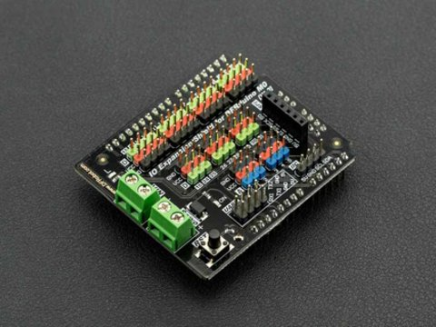 DFRobot Gravity: IO Expansion Shield for DFRduino M0
