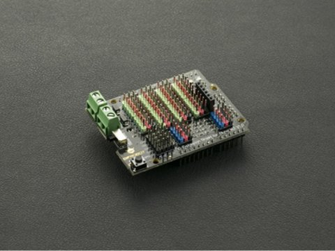 DFRobot Gravity: IO Expansion Shield for Bluno M3