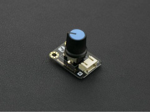DFRobot Gravity:Analog Rotation Potentiometer Sensor V1 For Arduino