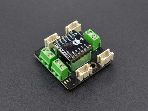 2x1.2A DC Motor Driver with Gravity Connector (TB6612FNG)