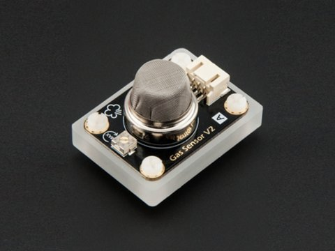DFRobot Gravity: Analog CH4 Gas Sensor (MQ4) For Arduino