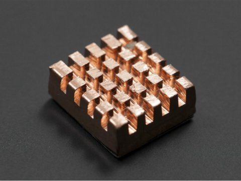 Pure Copper Heatsink - Self-Adhesive
