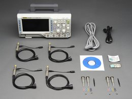 Rigol ds1054z 4 channel oscilloscope number 4