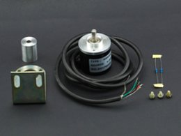 Incremental photoelectric rotary encoder 6379211844