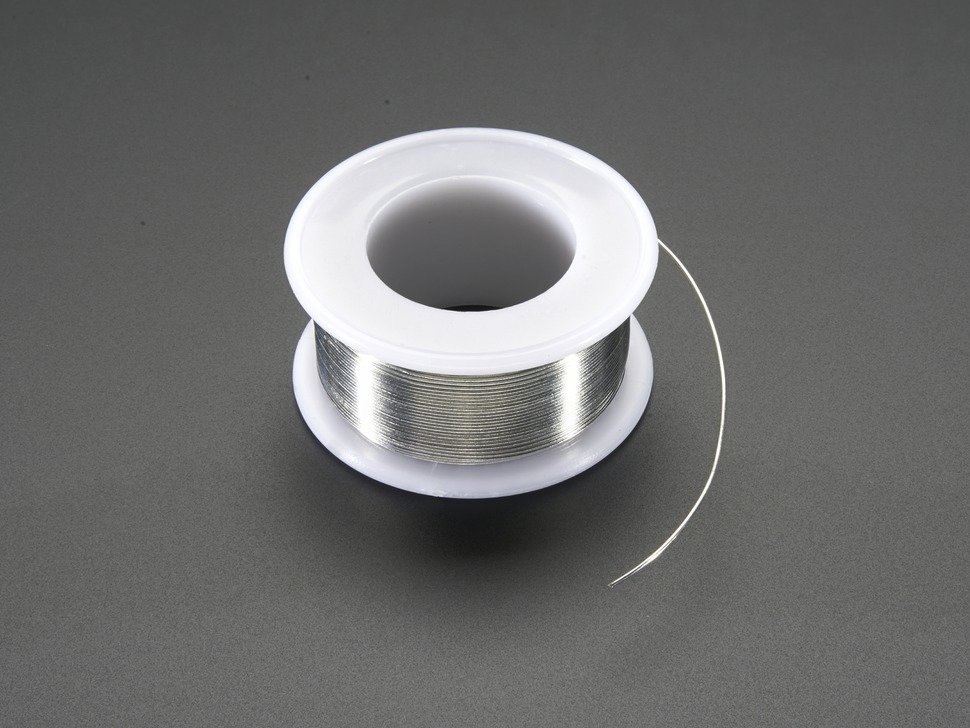 Lead free solder 0 dot 5mm