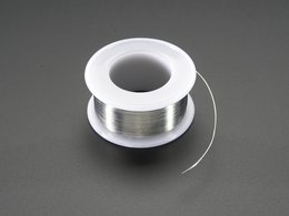 Lead Free Solder - 0.5 mm Diameter w/ Rosin Core