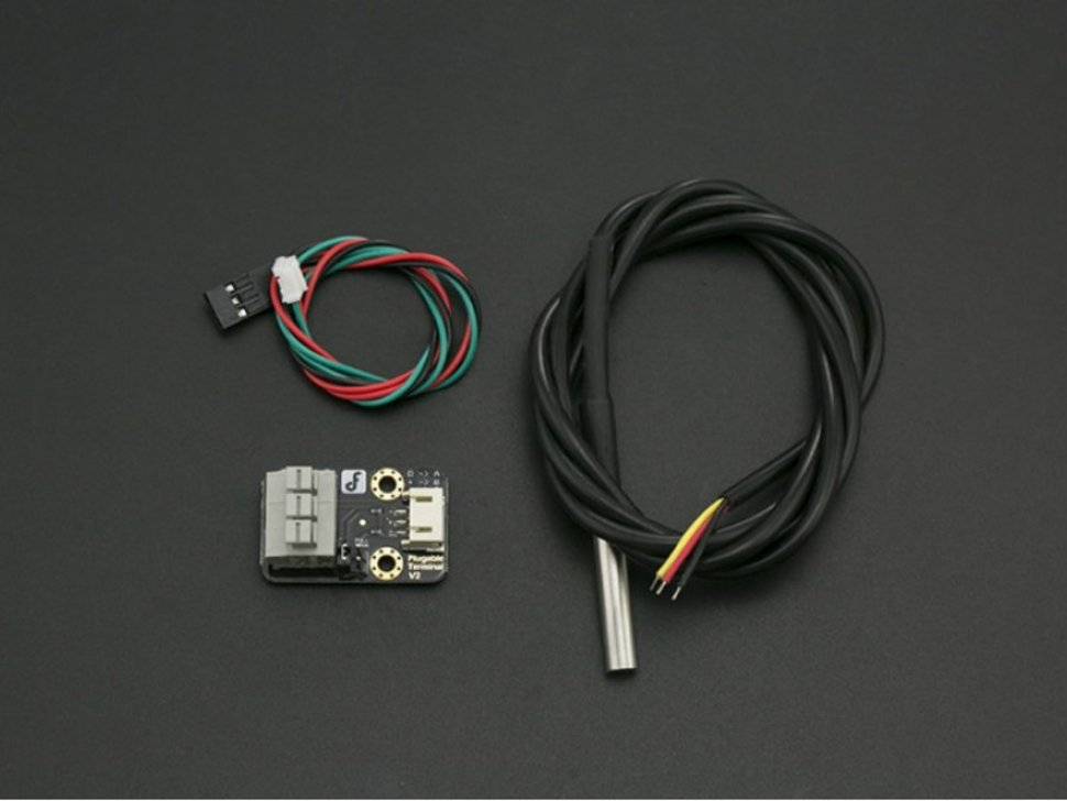 Waterproof ds18b20 sensor kit 4063233528