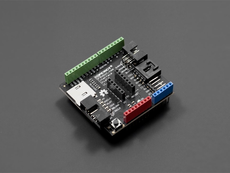 Interface shield for arduino 984253573